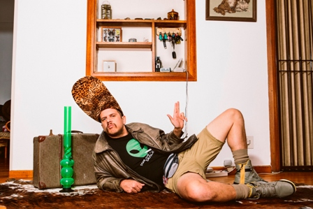 Jack Parow back with a vengeance! parow