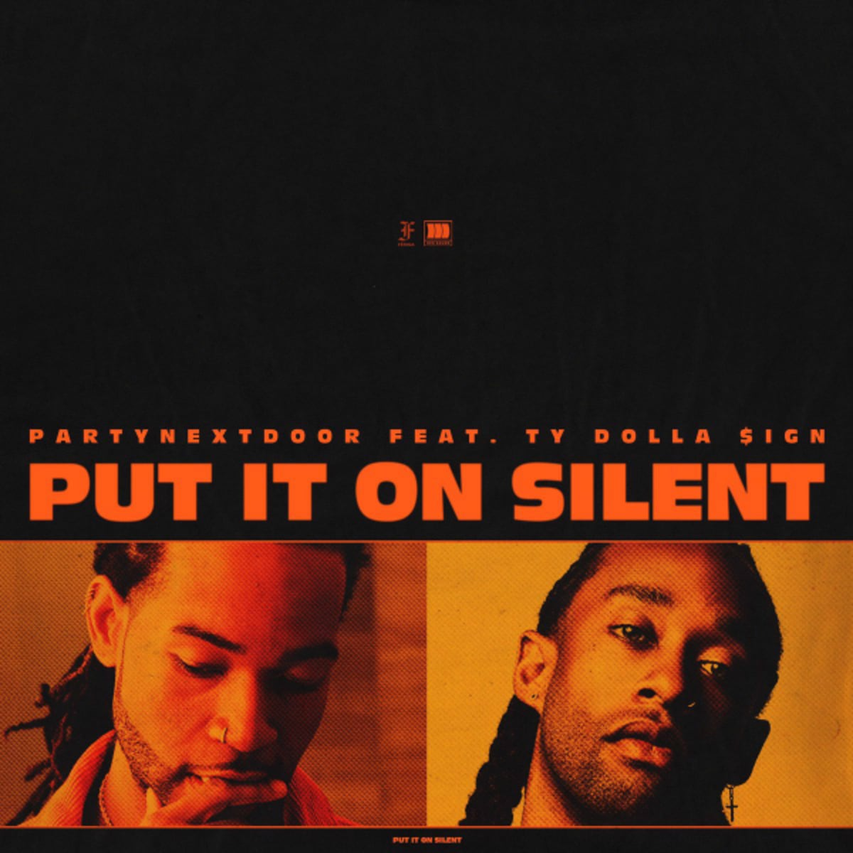 PartyNextDoor x Ty Dolla $ign Drop New 'Put It On Silent' Song [Listen] partynextdoor ty dolla sign put it on silent cover