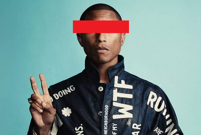 Pharrell Becomes Co-Owner of G-Star RAW pha 1