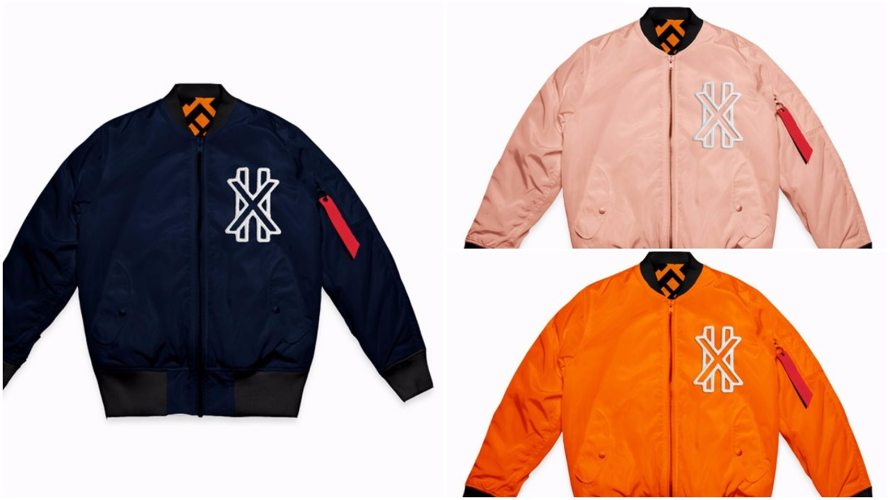 GalXBoy Drop A Collection Of Bomber Jacket Teasers pjimage