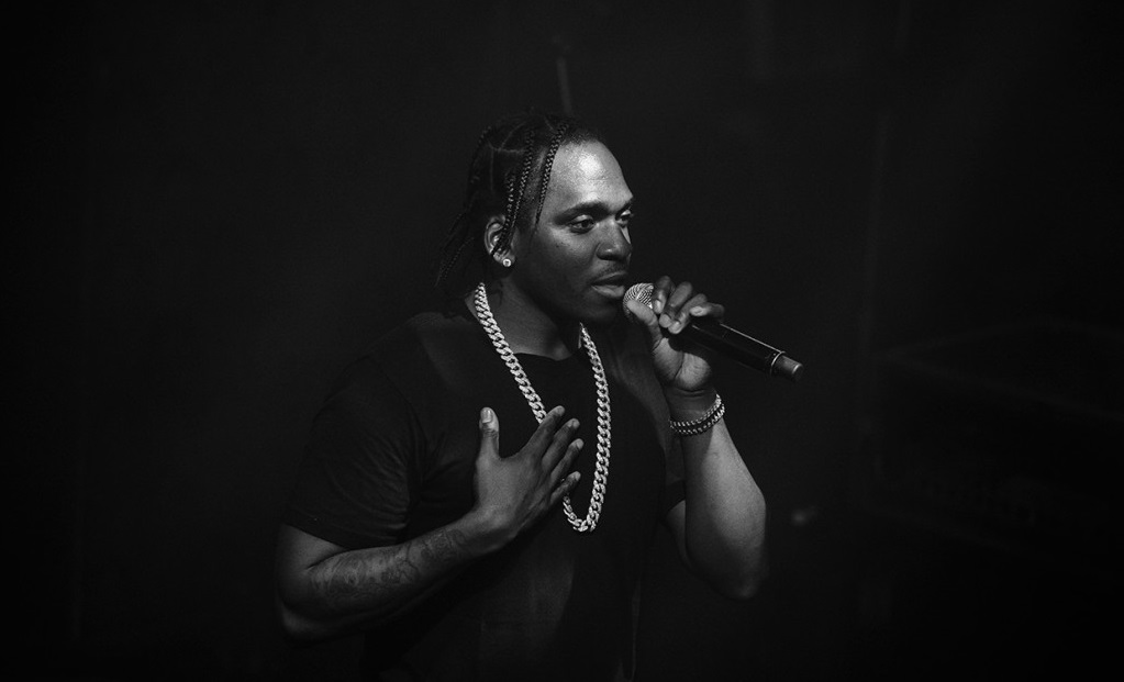 pusha t Pusha T Says He'll Listen To Drake's 'Scorpion' & Compare It To His 'Daytona' pushat thegreathall 01282016 6 1024x683