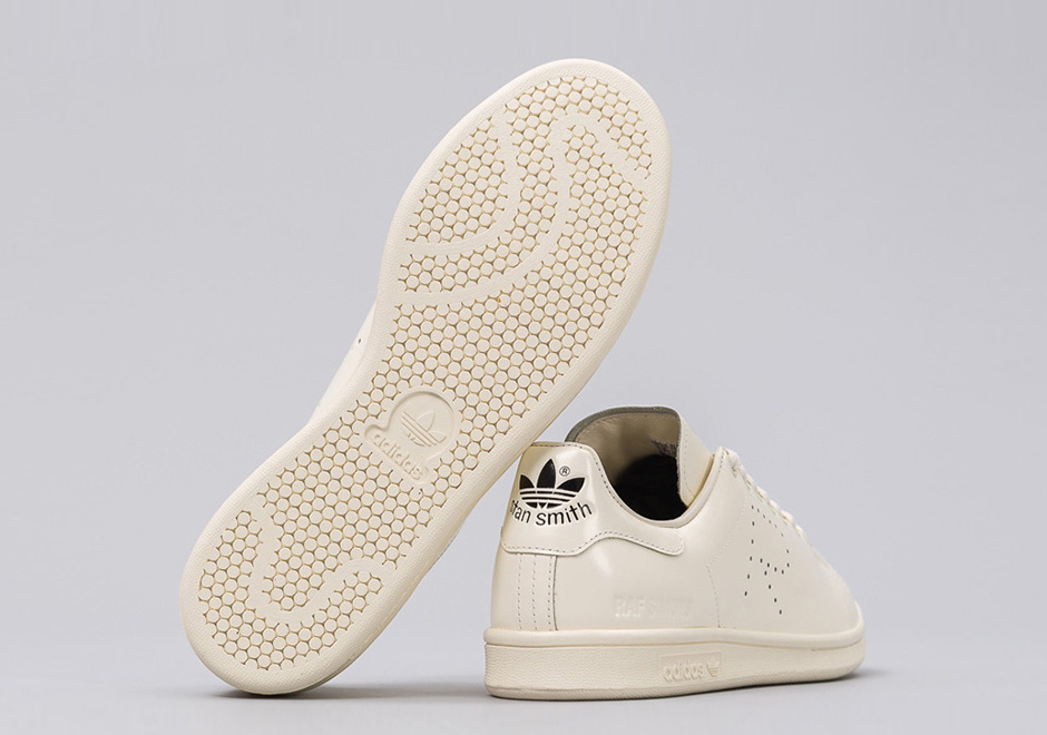 New Visuals On The Way By The Big Hash From His Latest Project 'Young' raf simons adidas originals stan smith rs cream 3