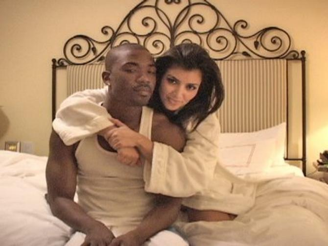 Kim Kardasian Sex Tape Ray J