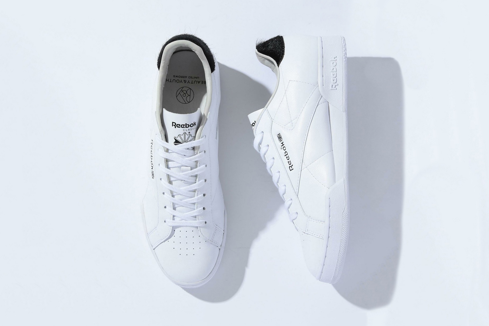 The Reebok Tennis Sneaker [SneakPeak] reebok npc uk ii 1