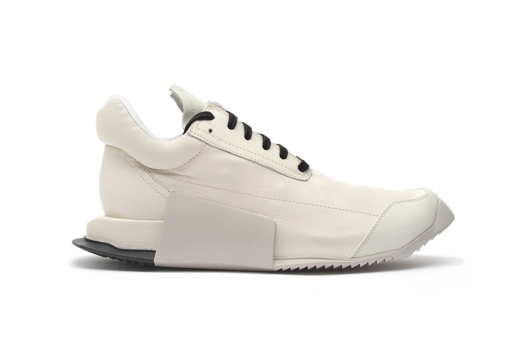 Rick Owens x adidas Reveal The New Walrus Sneak [SneakPeak] rick owens adidas walrus sneaker 1