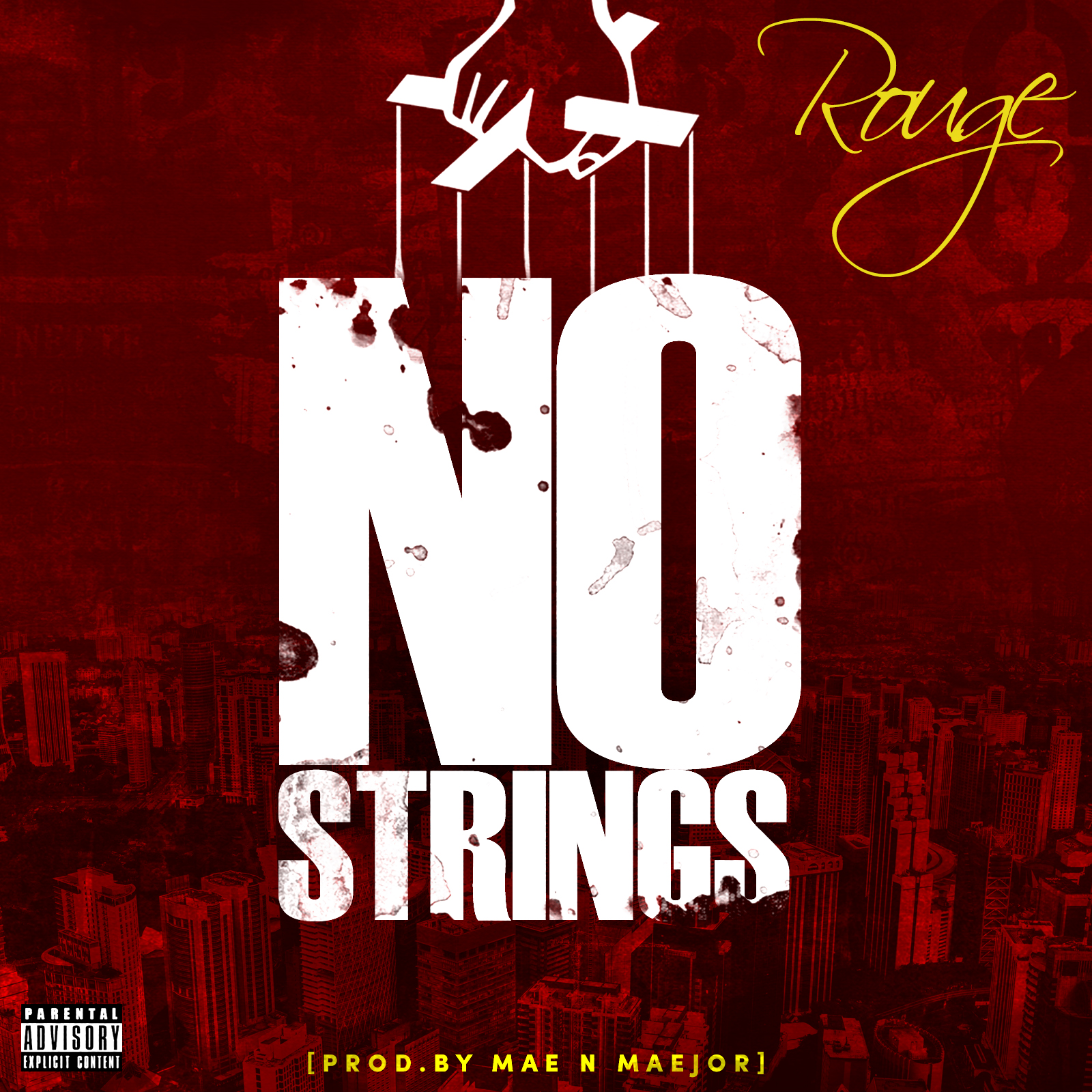 Rouge Drops New 'No Strings' Joint [Listen] rouge No Strings Artwork HighRes