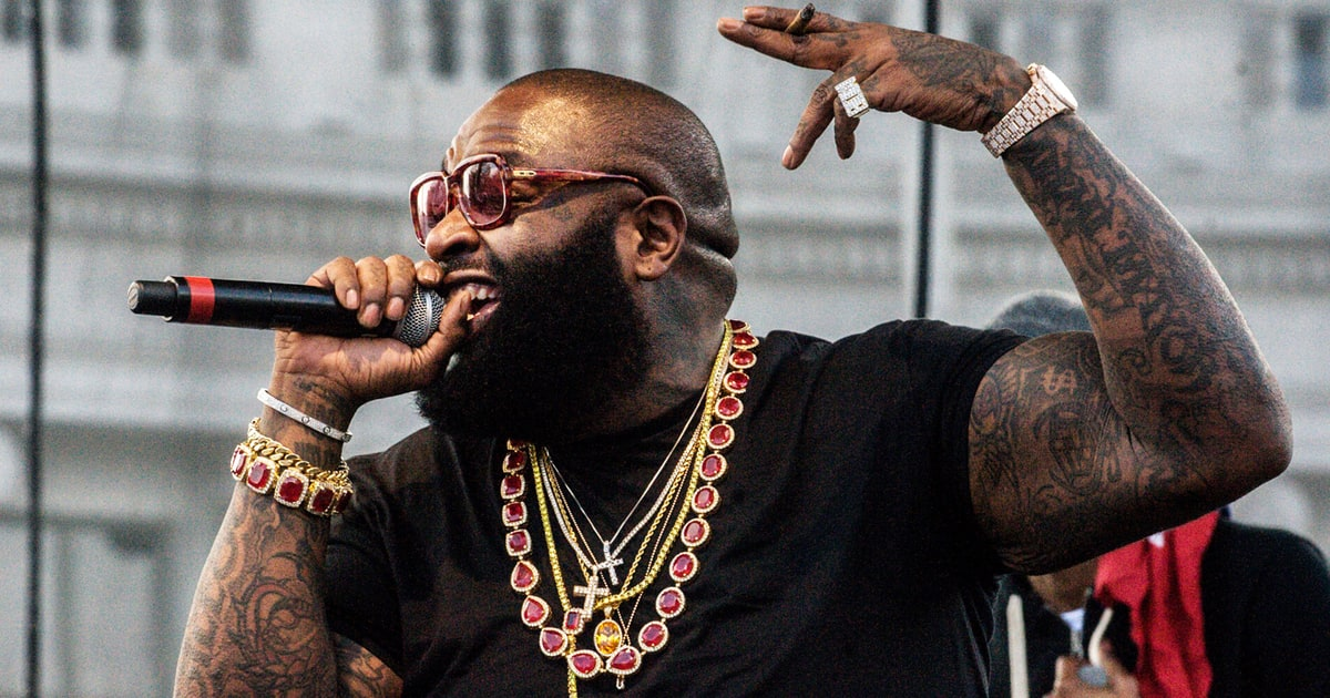 Rick Ross Reveals Release Date For Upcoming 'Rather You Than Me' Album [Watch] rs rick ross 89e8b3b2 71e9 4a21 9245 794b678509ea