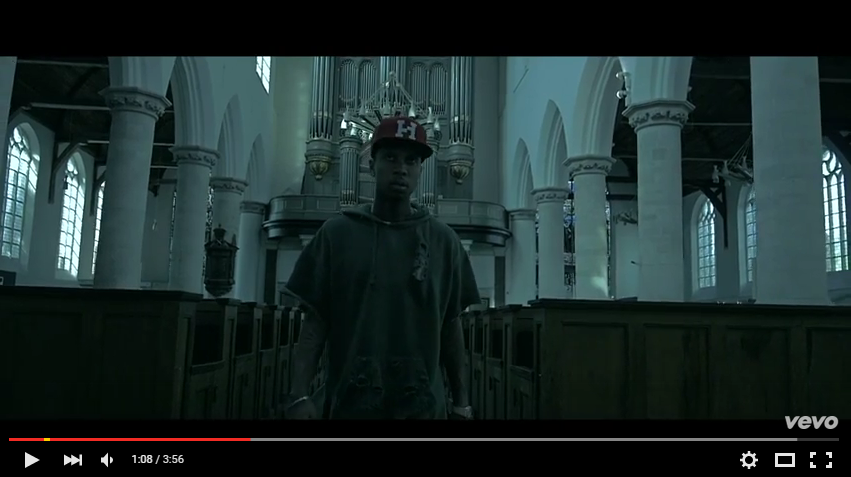 Tyga Takes Us To A Church In Spain For New Video '$candal' scandal