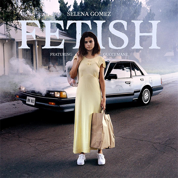 Listen to Selena Gomez's New 'Fetish' Ft. Gucci Mane selena gomez fetish
