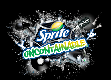 Sprite Uncontainable is back! sprite