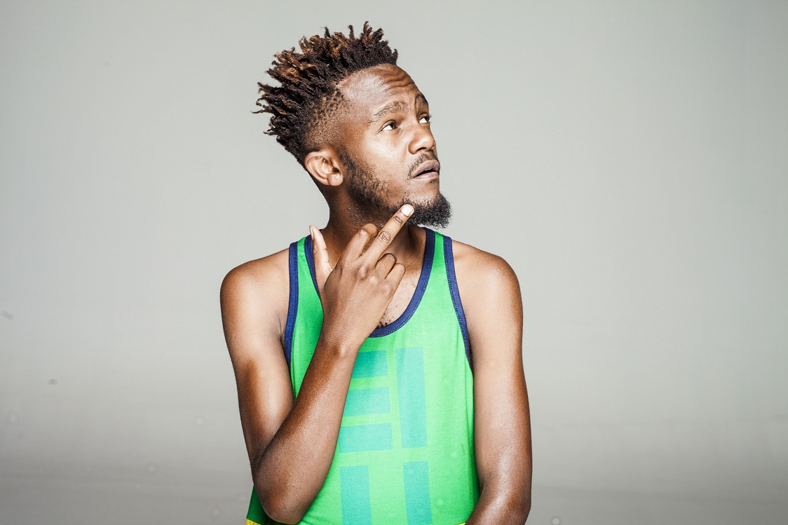 Kwesta's 'Spirit' Single Hits 'Platinum' ssp 1076