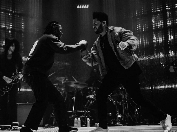 Watch The Weeknd's Exclusive Vevo Performances star