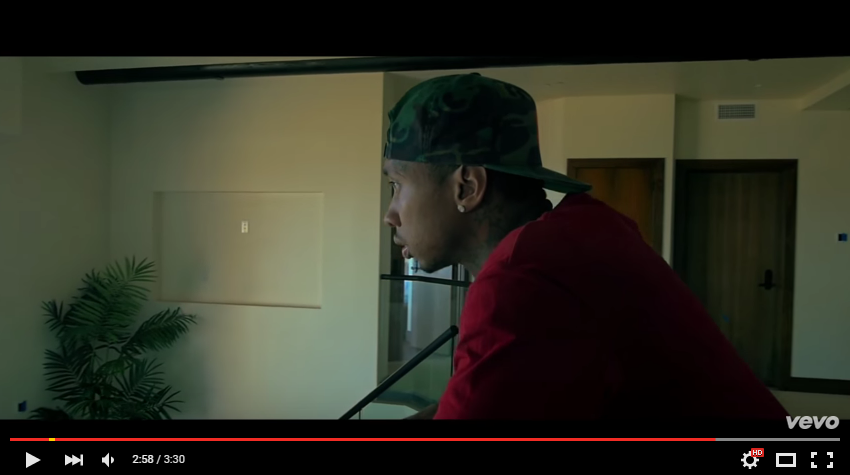 Tyga Features Kylie Jenner In His New Video 'Stimulated' stimulated