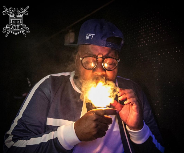Watch Stogie T's #BETHipHopAwards Cypher stofie