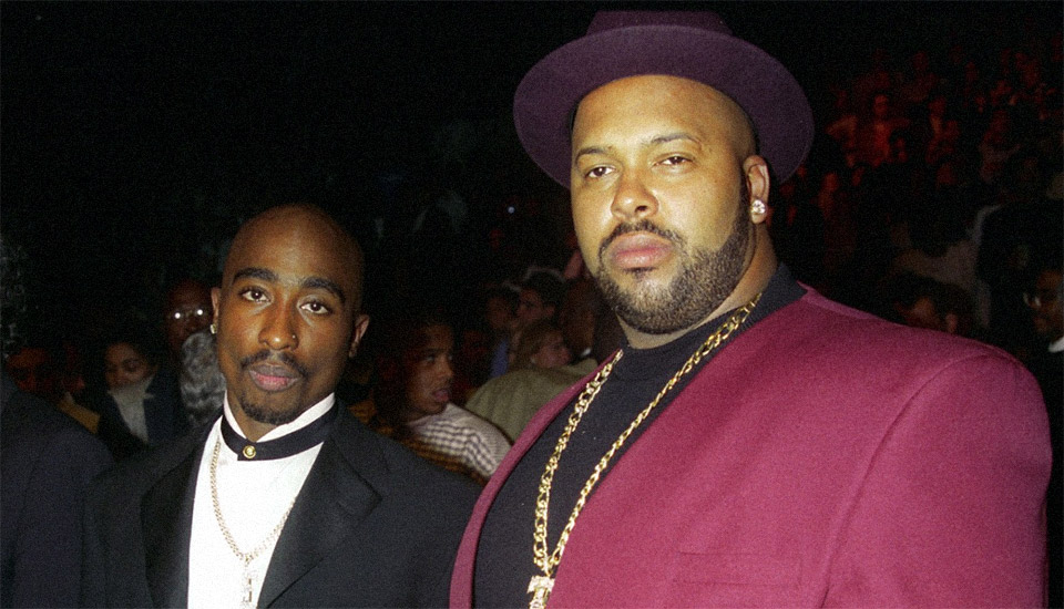 Suge Knight Says He Knows Who Really Killed Tupac suge pac bet