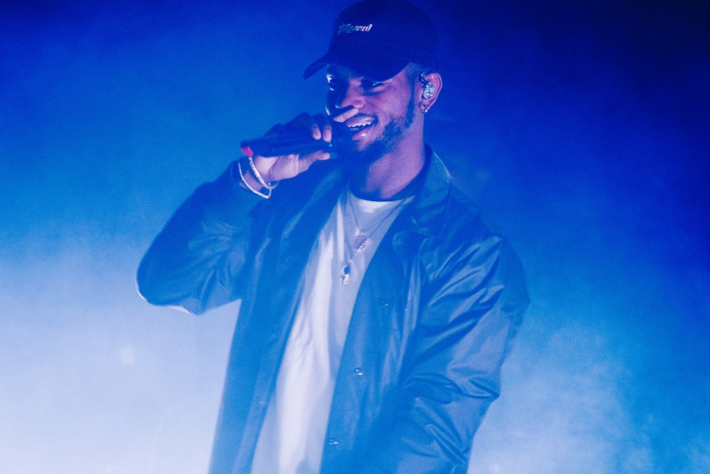 Bryson Tiller Drops Official Music Video For 'Exchange' [Watch] the weeknd bryson tiller rambo remix live debut