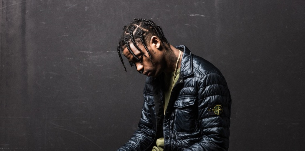 Travis Scott Drops (Official) 'Uber Everywhere' Joint. Listen travis scott 1040x832 1