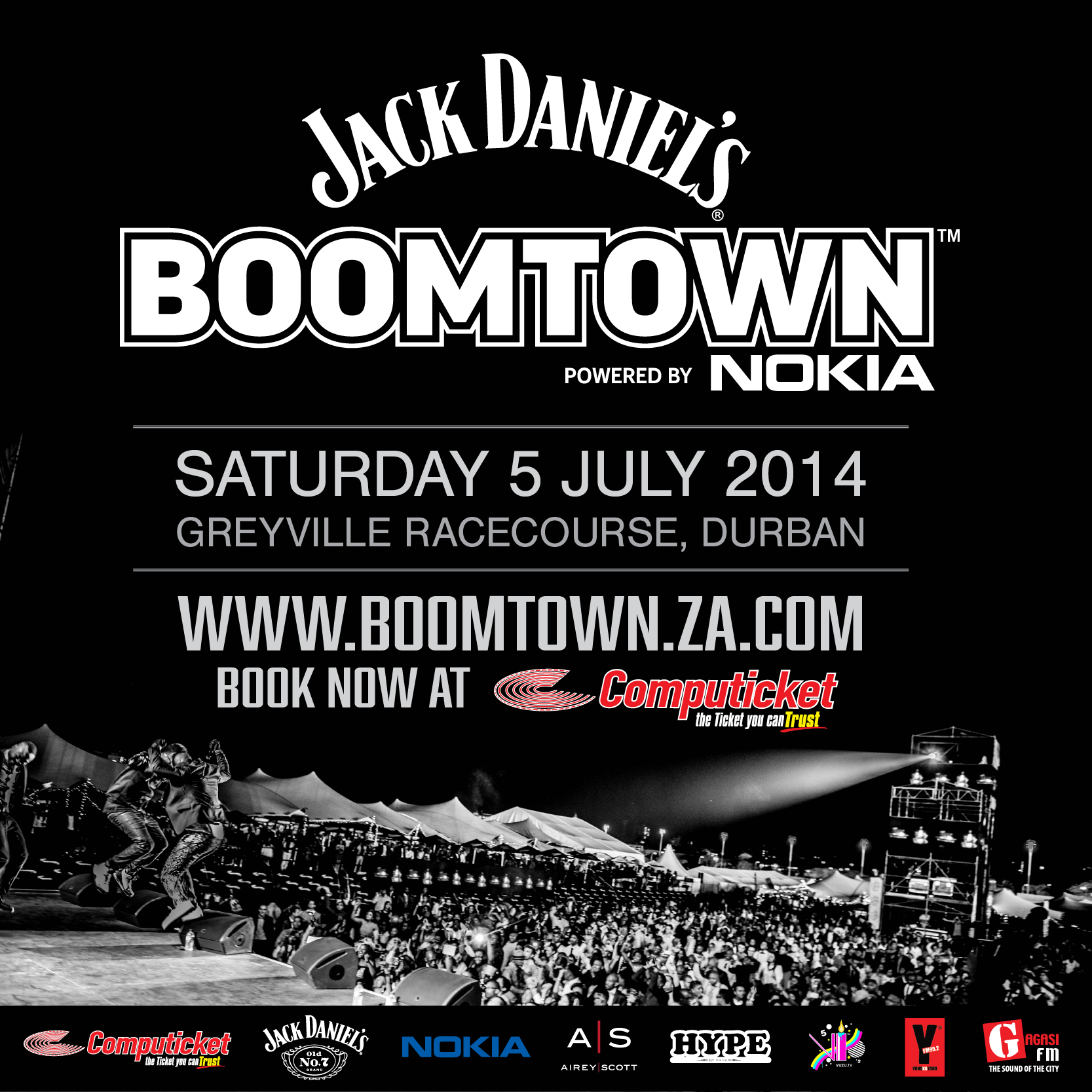 WIN TICKETS TO ATTEND JACK DANIEL'S BOOMTOWN THIS WEEKEND twitter150 02
