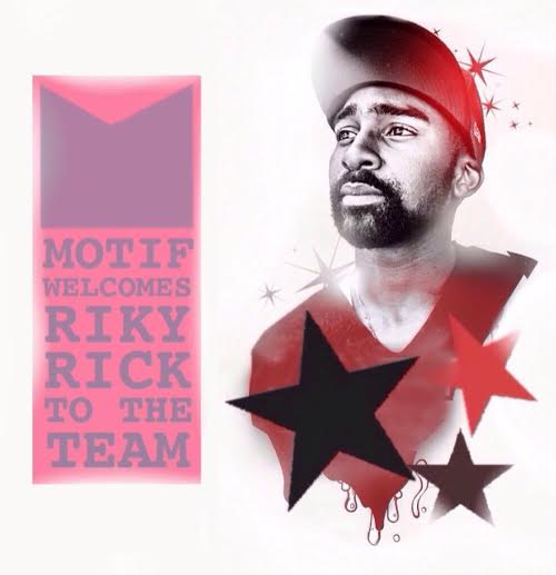 Riky Rick Officially Joins Motif Records Drops New Heat unnamed4