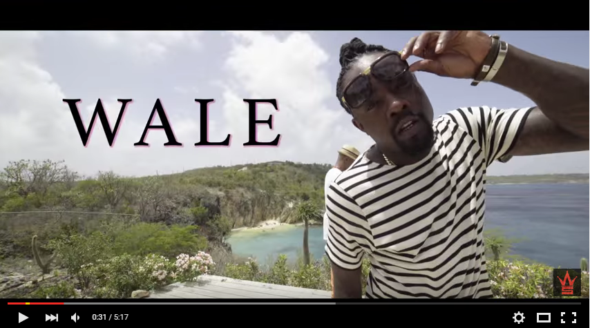 Wale Revisits His Album By Releasing His Latest Video 'The Bloom' wale