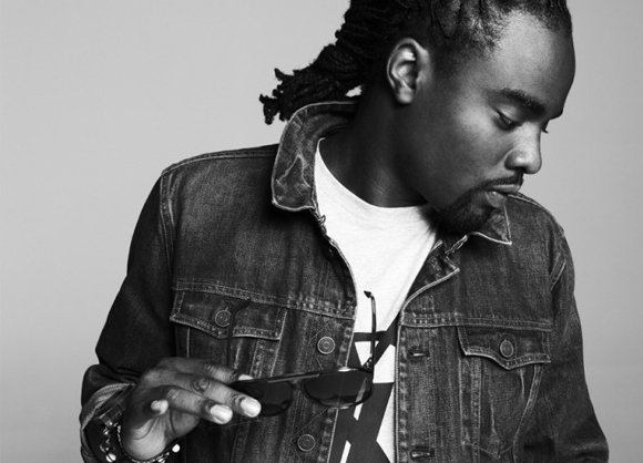 Wale lays smackdown in WWE arena wale2