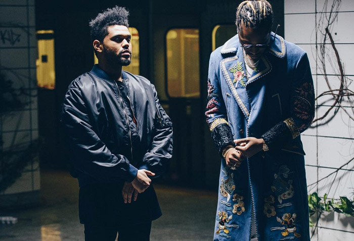 Future Drops New 'Comin Out Strong' Video With The Weeknd [Watch] weeknd future coming out strong video