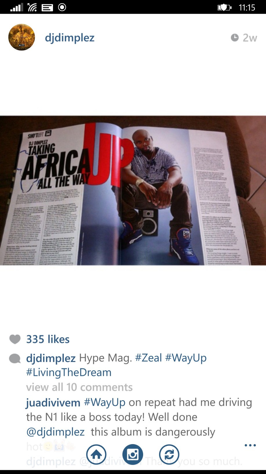 Should DJs Be Releasing Their Own Music? DJ Dimplez Address The Topic wp ss 20150417 0002
