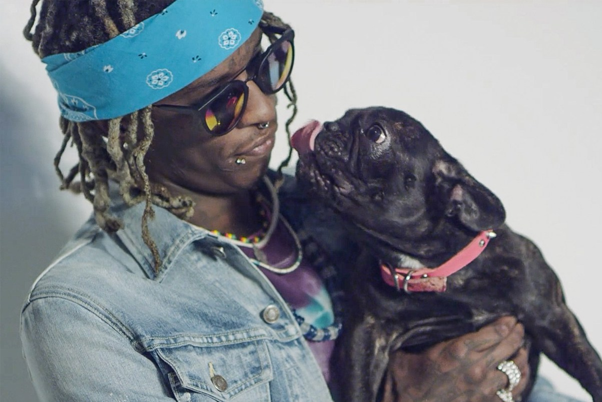 Listen To Young Thug's New 'Do It By Myself' Joint young thug i came from nothing 4 new mixtape 2016