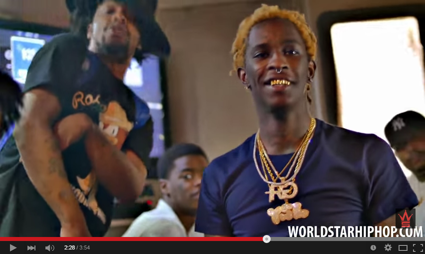 Young Thug Drops New Video young2