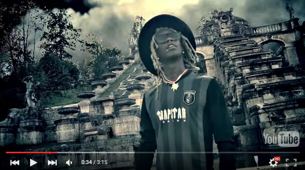 Young Thug Brings Out Dope Visuals In His New Video 'Power' youngthug