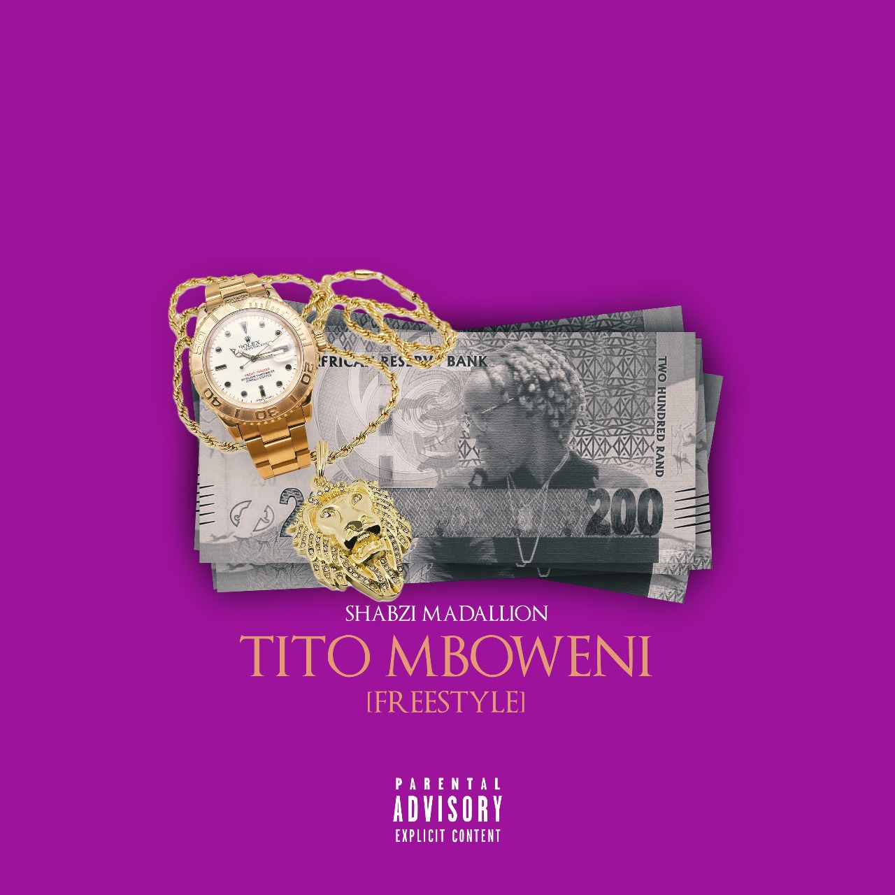 ShabZi Madallion Drops 'Tito Mboweni' Freestyle [Listen] ShabZi Madallion Tito Mboweni Freestyle