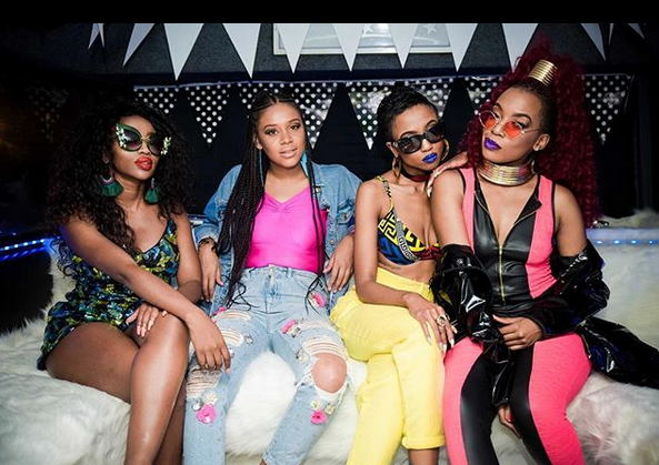 mscosmo drops new 'ay baby' music video ft. rouge, moozlie & sho madjozi Watch MsCosmo's New 'Ay Baby' Music Video Ft. Rouge, Moozlie & Sho Madjozi ay