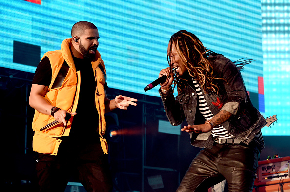 Drake & Future Were The Most Streamed Artists In The World In 2017 future drake coachella