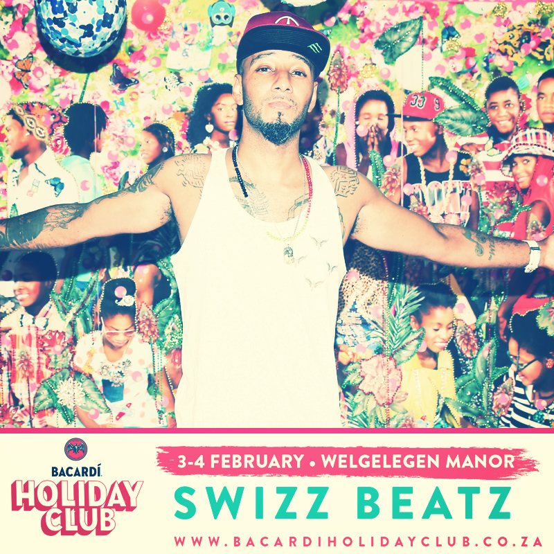 Get Ready For The Bacardi Holiday Club Ft. Swizz Beatz image006