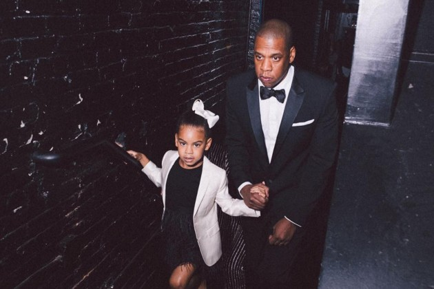 JAY-Z Dropped A 'Blue's Freestyle' Music Video For Her Birthday [Watch] jayblue1