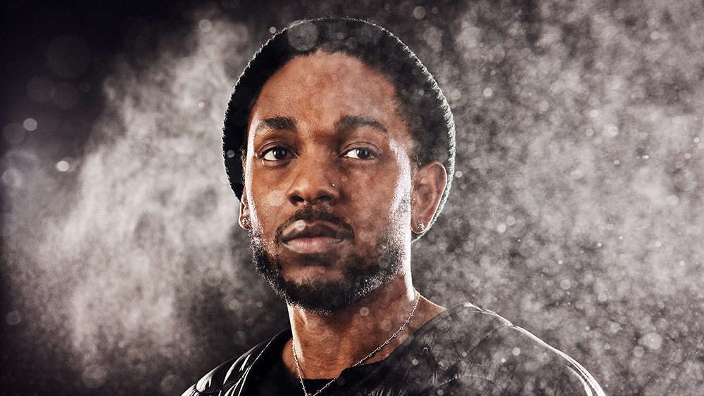 Kendrick Lamar x SZA Drop New 'All The Stars' Song For Black Panther Movie [Listen] kendrick lamar variety hitmakers 2