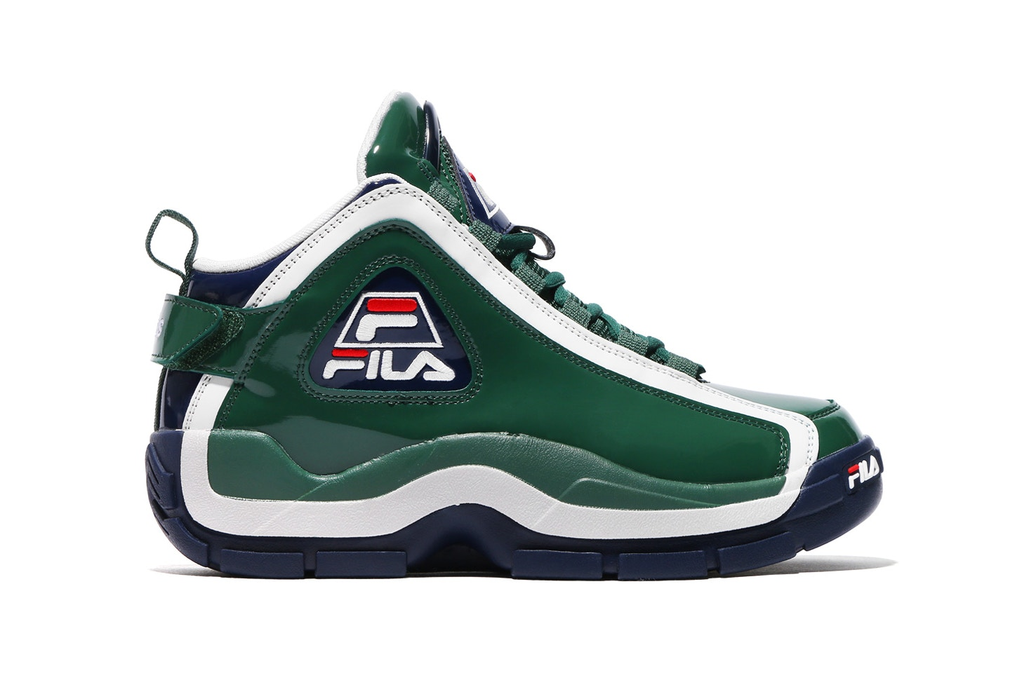 Third Kinetics x FILA 96 GL Collab Revealed [SneakPeak] kinetics fila 96 gl patent leather 2