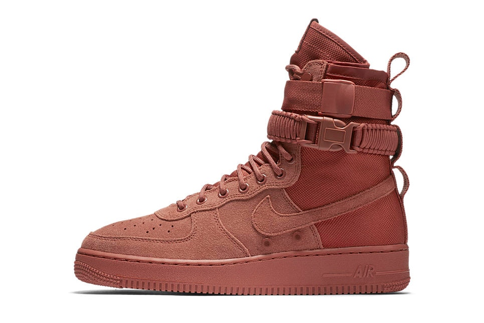 Nike SF AF-1 'Dusty Peach' Unisex [SneakPeak] nike sf af 1 dusty peach 11 1