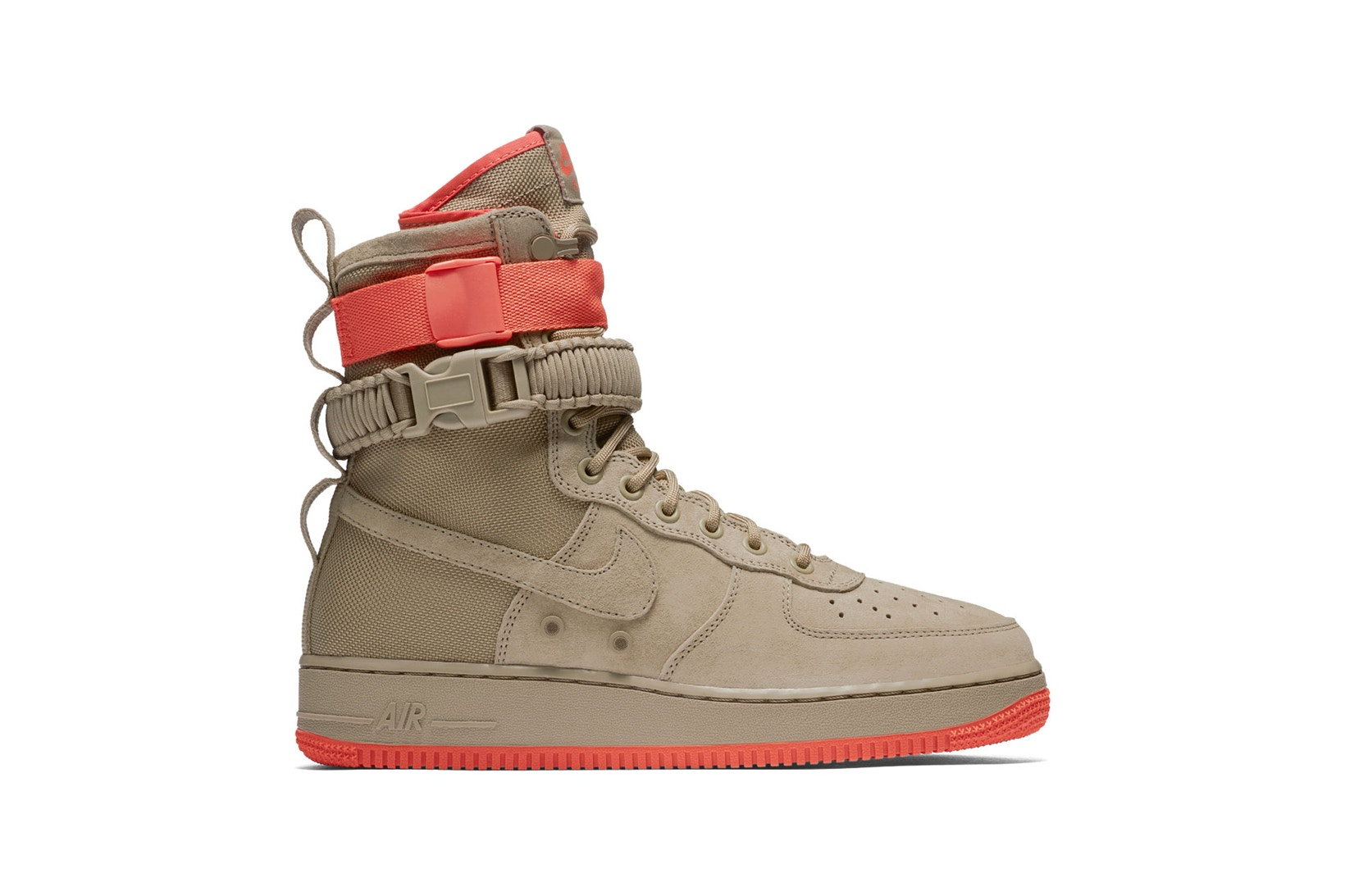 [object object] HYPE Magazine Interviews Boogy Maboi For #HipHopHerstory nike special field air force 1 khaki coral 1