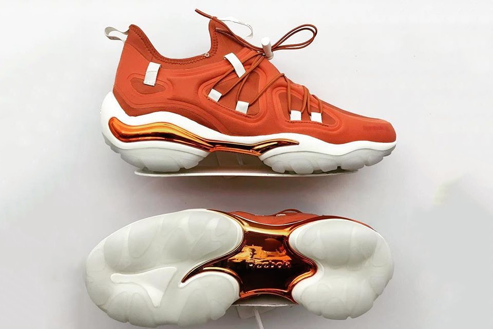 Swizz Beatz x Reebok DMX Run Sneaks Revealed [SneakPeak] swizz beatz reebok dmx run orange 1