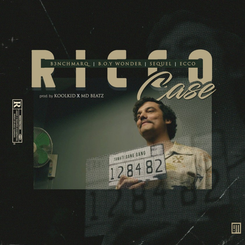 b3nchmarq Listen To B3nchMarQ's New 'Ricco Case' Joint Ft. B.O.Y Wonder, Ecco and Sequel thumb 41661 840x460 0 0 auto