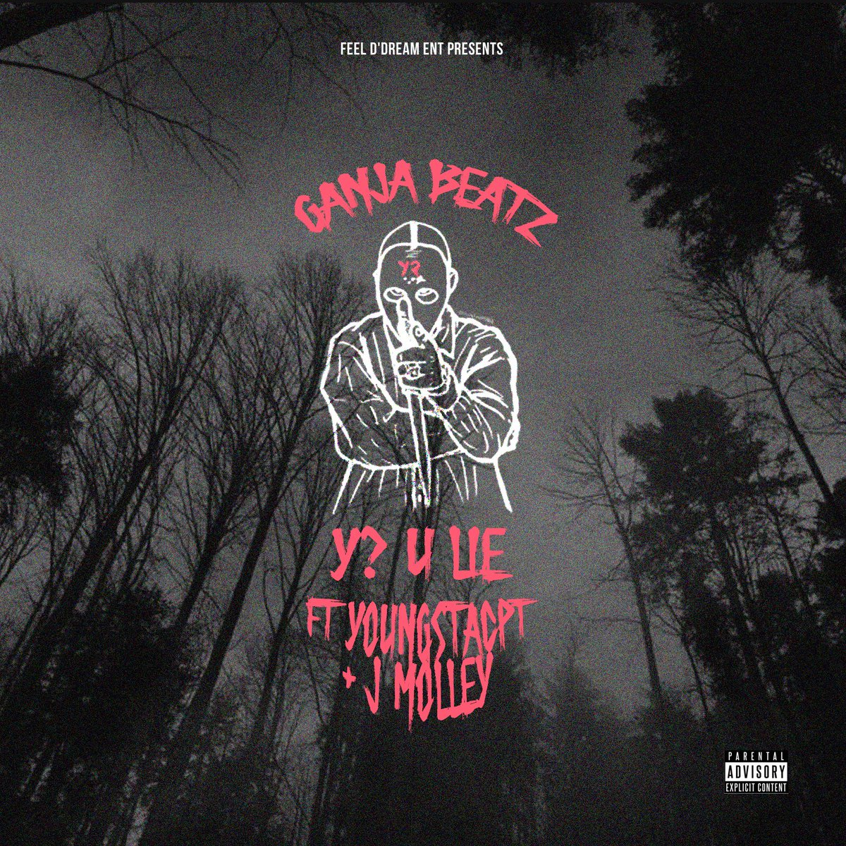 ganja beatz Ganja Beatz Drop New 'Y? U LIE' Joint Ft. J Molley & YoungstaCPT DWJav5cVwAAbjvK