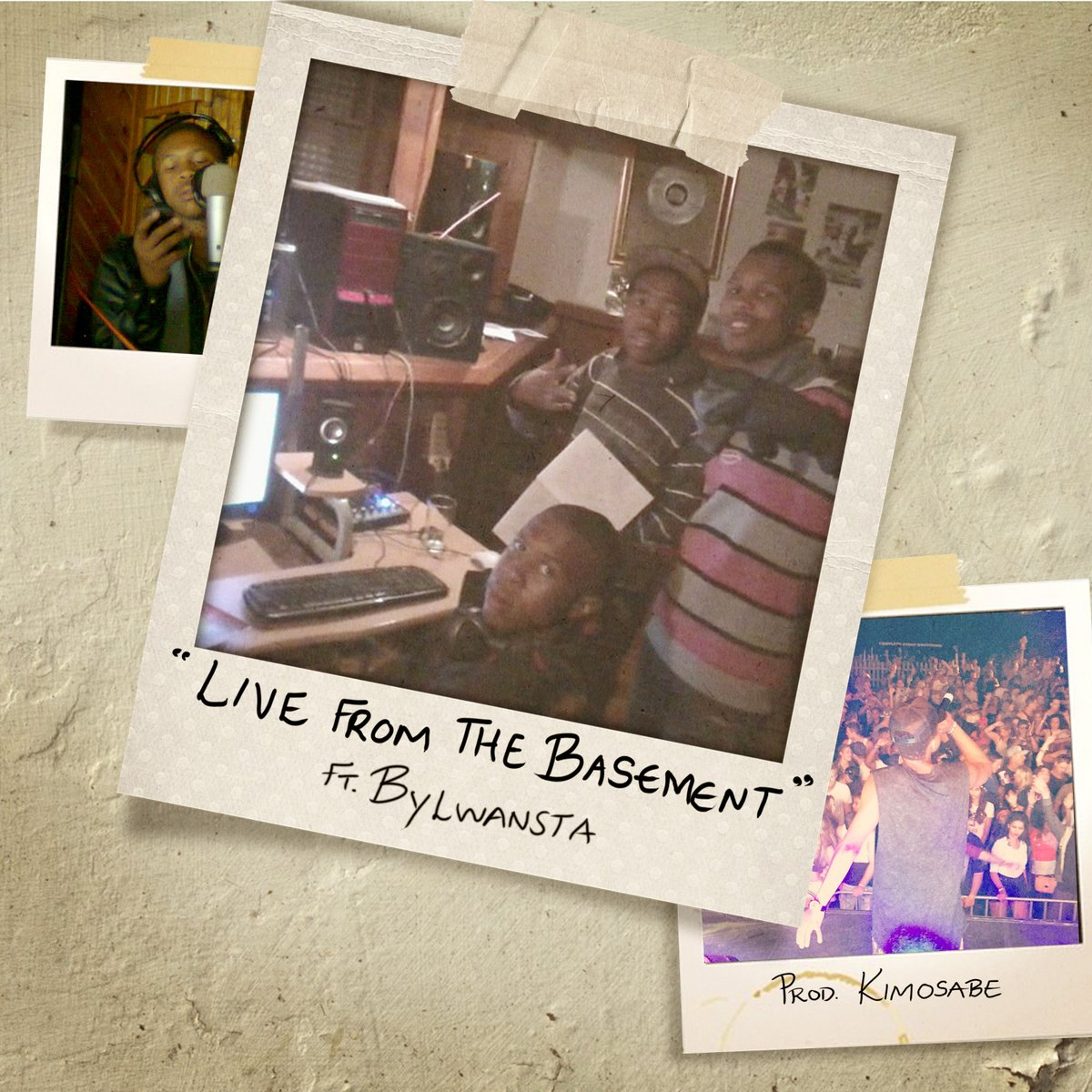 Listen To Kimosabe's New 'Live From The Basement' Song Ft. ByLwansta DWJfJeJXcAAWmeK