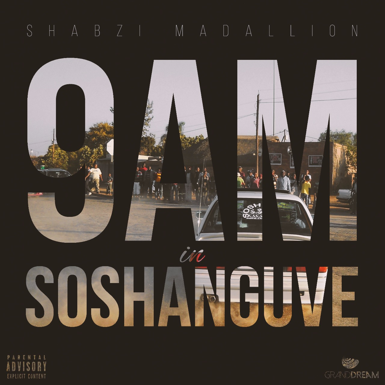 shabzi madallion Shabzi Madallion Drops New '9am In Soshanguve' Freestyle ShabZi Madallion 9AM In Soshanguve Freestyle