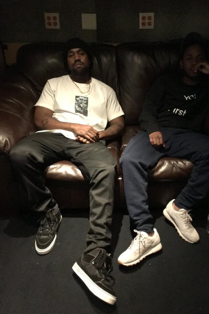 Listen To An Unreleased Freestyle From Kendrick Lamar & Kanye West img 5198 1