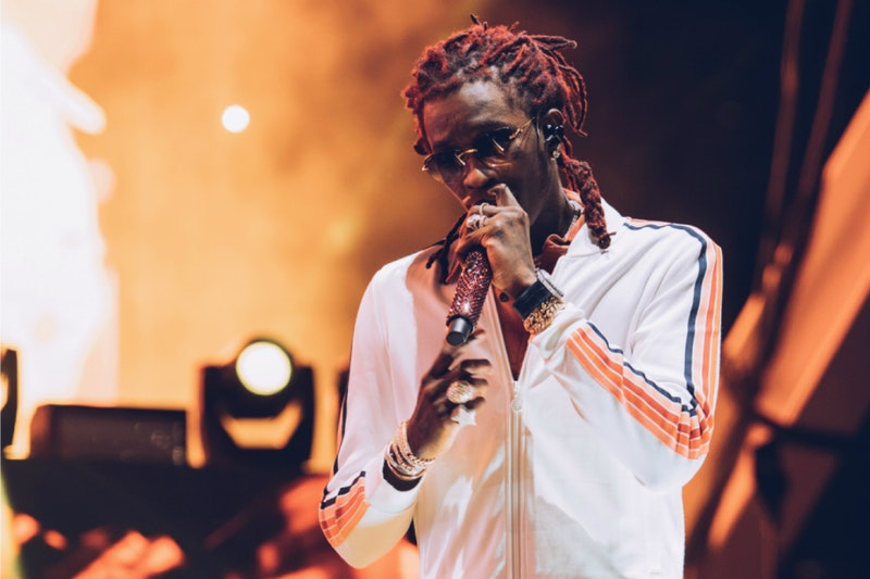 young thug Several New Young Thug Songs Have Leaked Online Ft. Migos, Lil Yachty, Future & More [Listen] young thug southside tm88 joint album