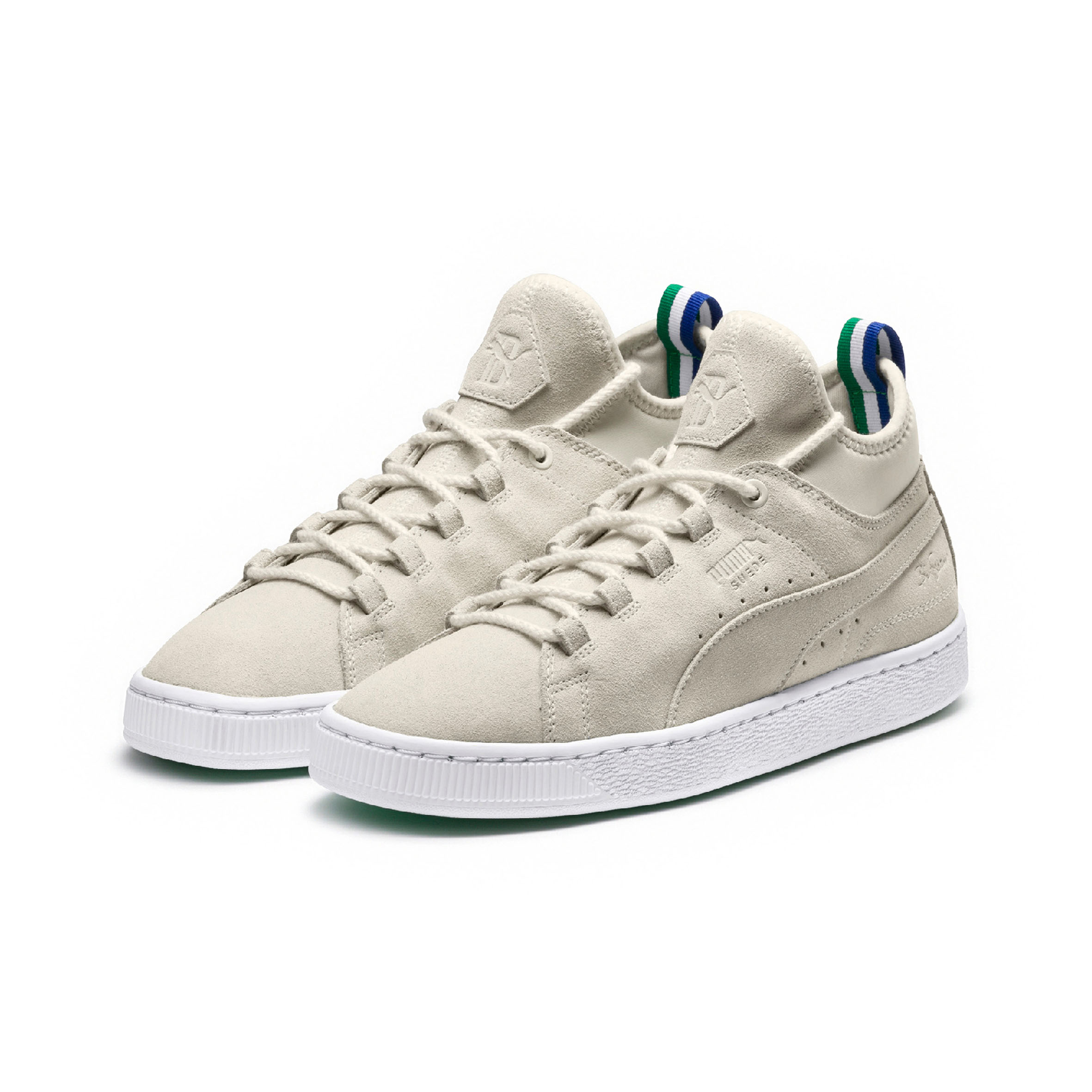 Luxury meets classic, Detroit style for Big Sean Suede 50 Drop Big Sean Suede Mid Classic R2499 lo