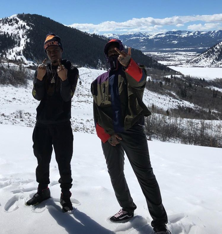 Kanye West Back At Finishing Up New Album With Friends DYHZdIyVMAAeYfN