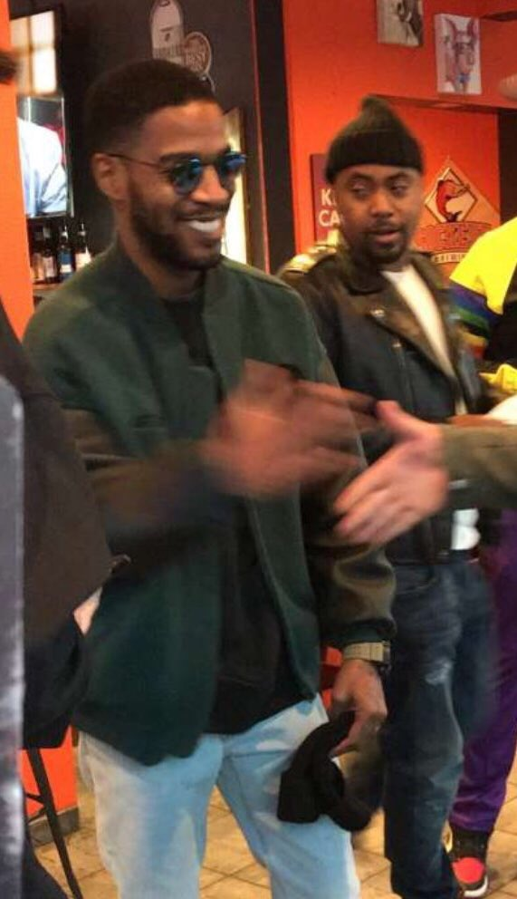 Kanye West Back At Finishing Up New Album With Friends DYJB0 aX4AY3Dfh
