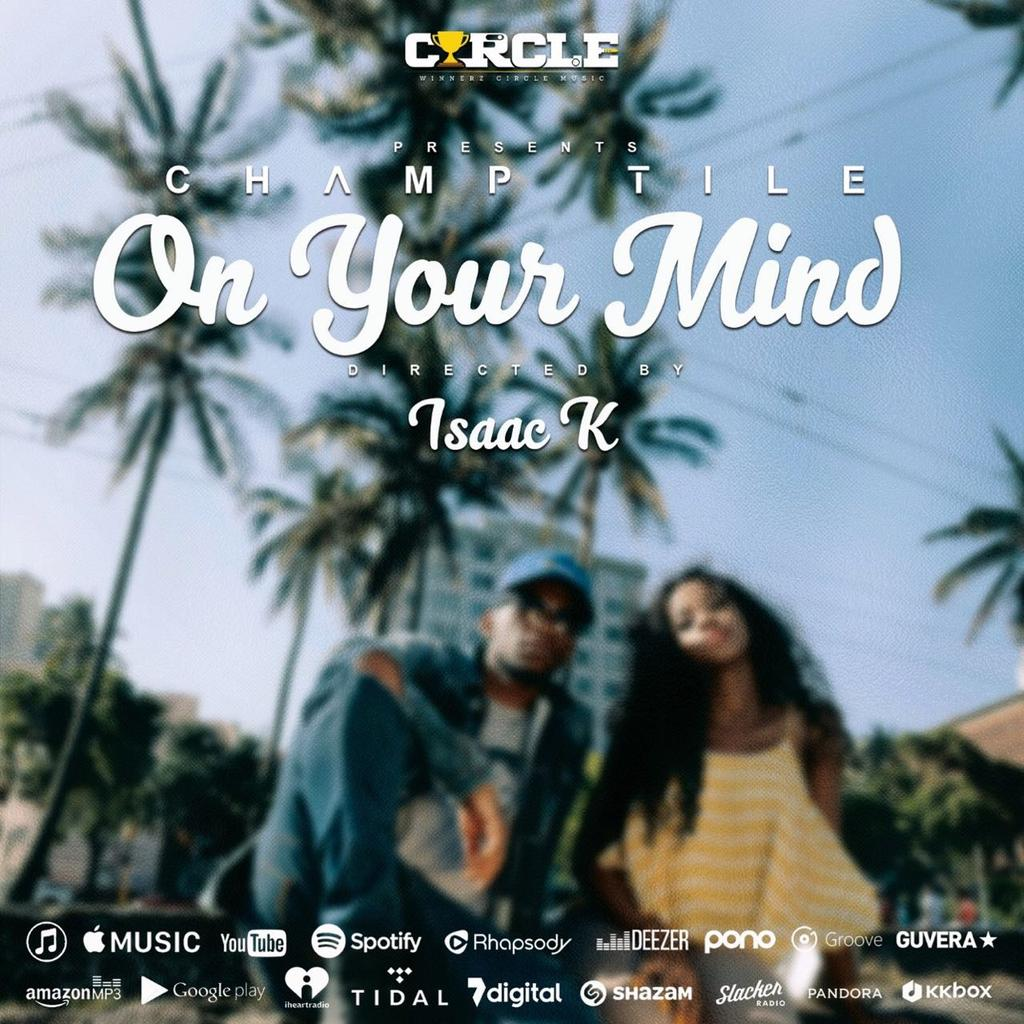 Champ Tile Drops New 'On Your Mind' Music Video [Watch] DYXM9AKUQAAr6R8